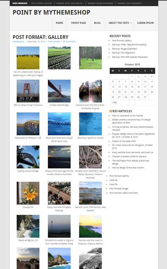 Point Gallery Page by MyThemeShop